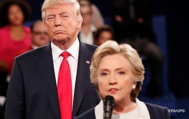 Трамп звинуватив Китай у зломі пошти Хіларі Клінтон