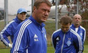 Ребров може змінити Хацкевича, якщо Динамо не вийде в груповий етап Ліги Чемпіонів