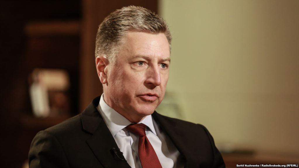Курт Волкер заявив, що РФ послідовно блокує розширення місії ОБСЄ на Донбасі