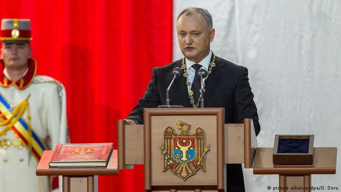 Після російських провокацій, президент Молдови несподівано зробив гучну заяву в адрес України