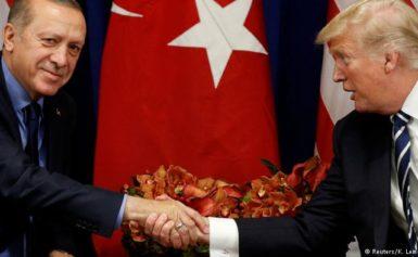 Анкара рятує курс ліри, після того як набули чинності нові мита США на сталь з Туреччини