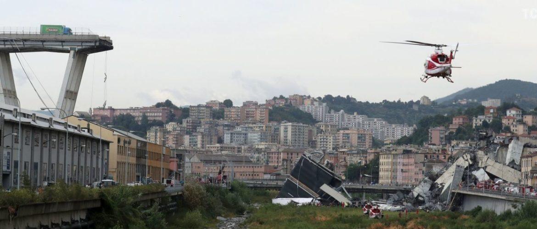 МЗС України в Італії розповіли про останні дані щодо обвалу моста в Генуї