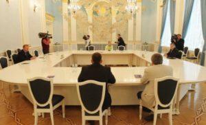 У Мінську почалося засідання Тристоронньої групи