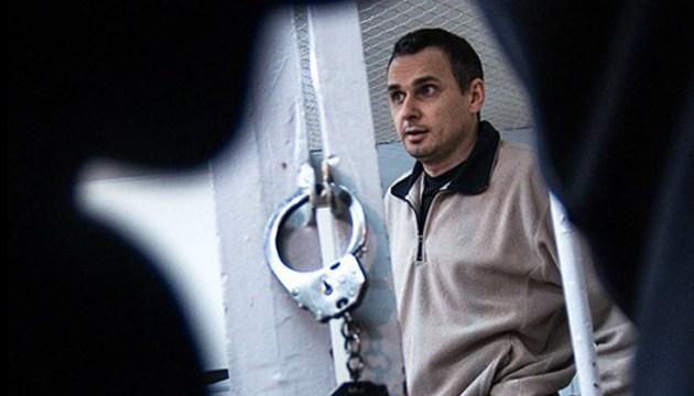 Сенцов на межі: адвокат політв'язня заявив, що пульс впав до 40 ударів на хвилину