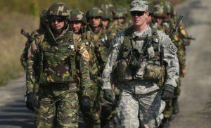 В Україні починаються масштабні міжнародні військові навчання