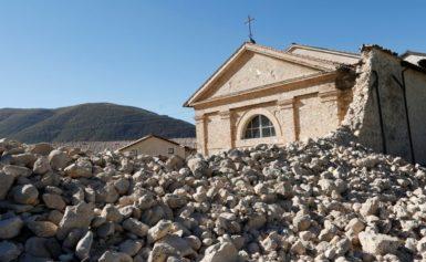 В Італії стався землетрус магнітудою 5,3
