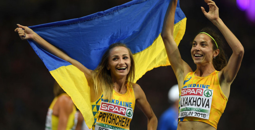 Підсумкові результати вдалого для України ЄВРО з літніх видів спорту 2018
