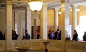 Луценко дав коментар про заборону журналістам на зйомку депутатів в ВРУ