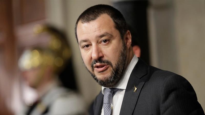 Скандально відомий міністр Італії заявив, що Росія мала право анексувати Крим ВІДЕО