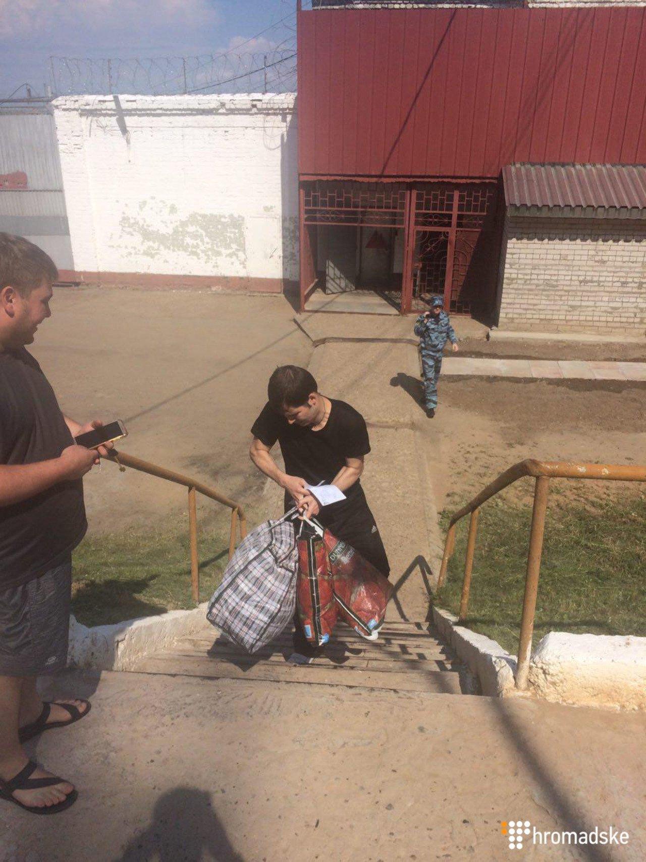 Кремль випустив на волю одного із українських політв'язнів Костенка