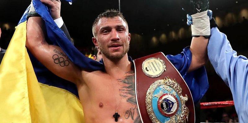 Василь Ломаченко отримав статус суперчемпіона Всесвітньої боксерської асоціації
