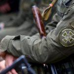 Під Волновахою бійці Нацгвардії затримали трьох бойовиків