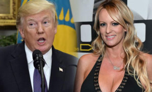 Порно актриса Стормі Деніелс не дивлячись на судову заборону, розповіла суспільсту подробиці інтимної близкості із Трампом (ВІДЕО)