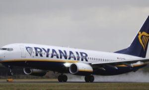 Попри масовий страйк пілотів Ryanair поки що не скасував перший рейс до України