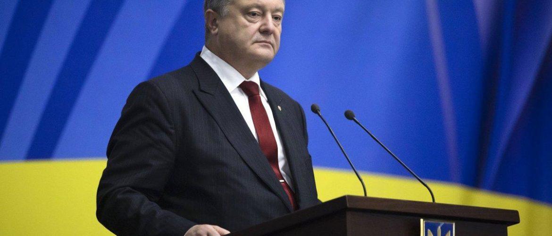 Порошенко заявив, що метою російських агресорів є повна окупація Азовського моря