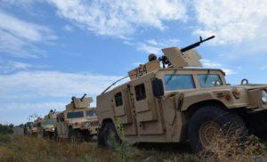 Україна провела військові навчання на узбережжі Азовського моря ВІДЕО