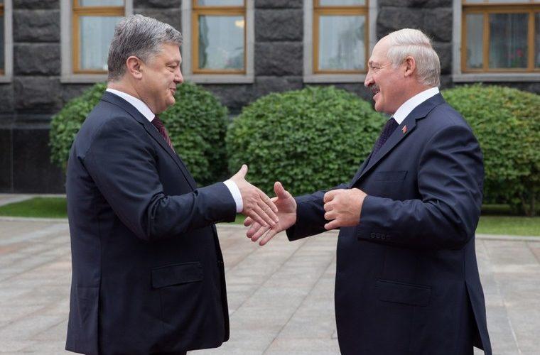 Лукашенко наказав посилити кордон з Україною