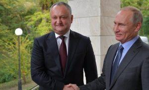 У Молдові відсторонили від влади друга Путіна