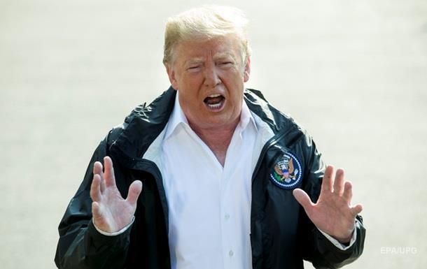 """Трамп назвав """"найбільшу помилку"""" в історії США"""