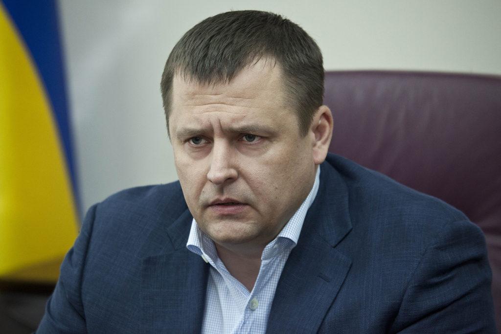 """Мера Дніпра Бориса Філатова забанили в Facebook за """"розпалювання ненависті"""""""