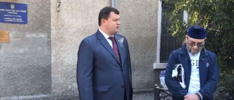 У Миколаєві звільнили чеченця, заарештованого на вимогу РФ