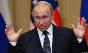 Путін заявив, що його спецслужби знайшли в Росії тих хто отруїв Скрипалів, але не бачить в їх діях криміналу
