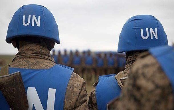 Шість країн готові відправити миротворців на Донбас