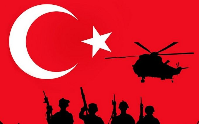 Війська Туреччини були стягнуті до сірйського кордону з метою відбиття російської атаки