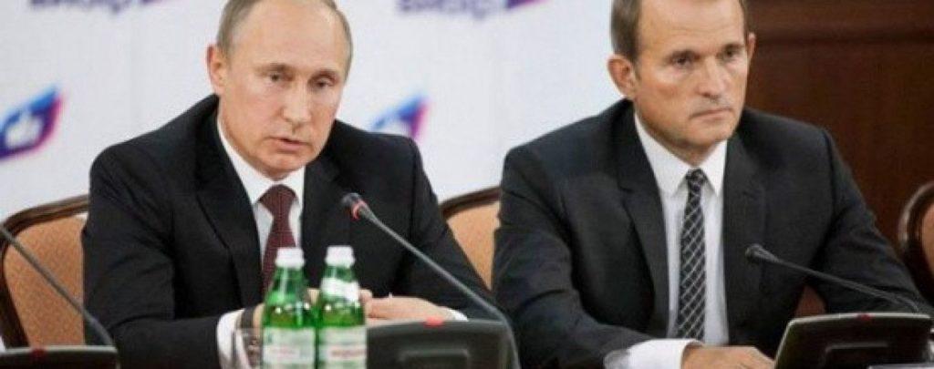 Одіозний український політик Віктор Медведчук полетів до Москви