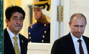 Путін пропонує Японії підписати мирну угоду
