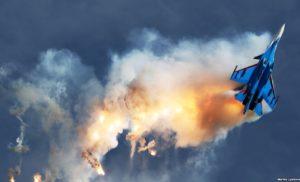 По тривозі в окупованому Криму підняли військову авіацію