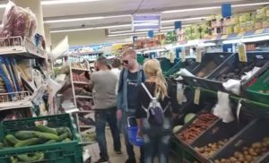Харківський блогер розніс відомий супермаркет (ВІДЕО)