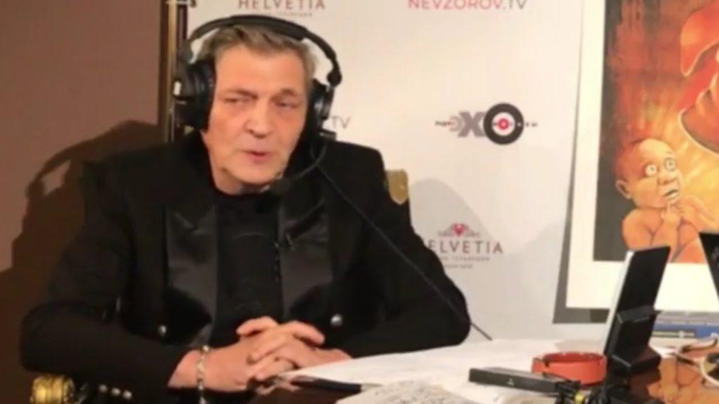 Російській опозиційний журналіст Невзоров сколихнув медіа простір Росії, розповівши правду, що РПЦ не має Томосу і це по суті секта (ВІДЕО)