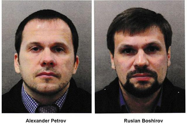 Після викритя правди про службу в ГРУ Петрова і Боширова, на Росії тепер думають про їхню долю (ВІДЕО)