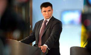 Клімкін публічно пообіцяв видворити із України угорського консула з Берегового