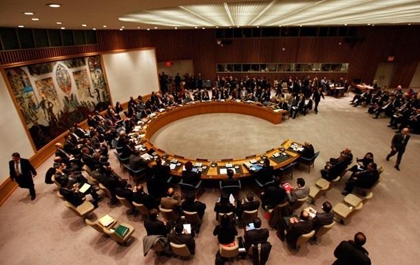 Радбез ООН збереться на засідання щодо Донбасу