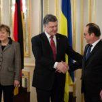 Екс президент Франції Олланд розповів про сутичку Путіна і Порошенко на переговорах (ВІДЕО)
