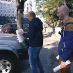 ЗупиниЛося! Як незаконно паркуються під Верховною Радою і як з цим баряться активісти (ВІДЕО)