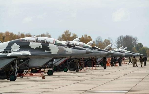 В Україні стартують наймасштабніші авіанавчання