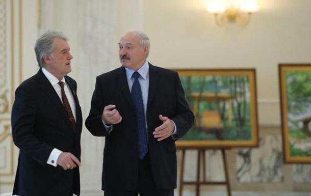 Лукашенко поскаржився на потік зброї з України