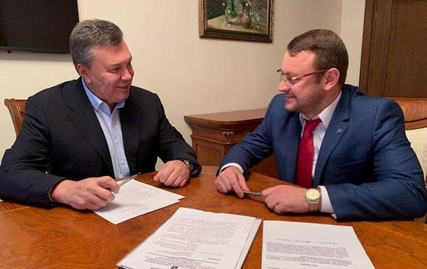 Янукович підтвердив готовність виступити в Оболонському суді