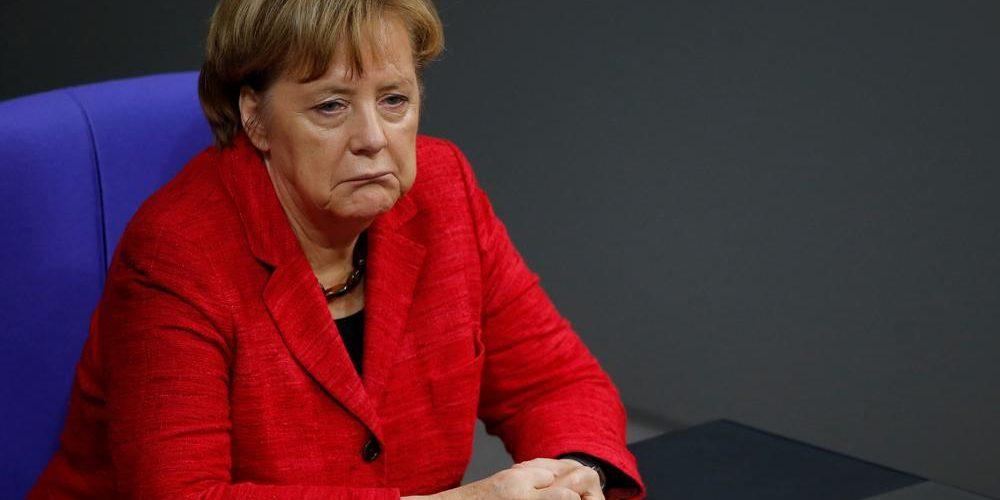 Ангела Меркель не збирається іти в канцлери на п'ятий термін