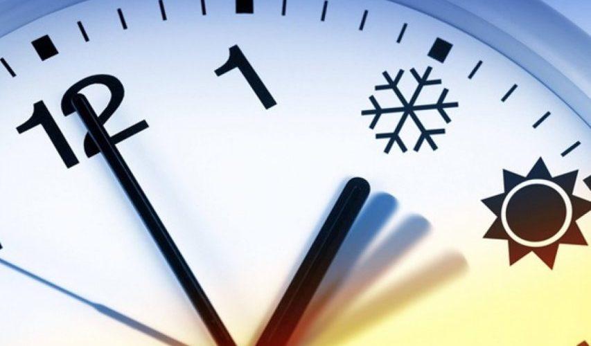 Сьогодні в ночі Україна переходить на зимовий час