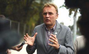 Садовий заявив, що йде в президенти