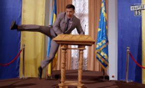 """Соціологічне опитування: Партія Зеленського """"Слуга народу"""" друга у парламентському рейтингу"""