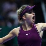 Еліна Світоліна перемогла у Підсумковому турнірі - подробиці + КАДРИ