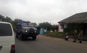 Вибухи в Ічні: в місті триває евакуація, кремі мешканці відмовляються (ФОТО + ВІДЕО)