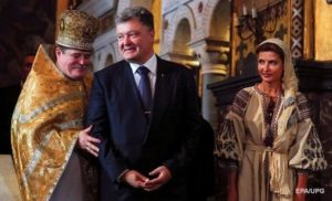 Порошенко офіційно звернувся до представників УПЦ МП, але відмовився йти до Лаври