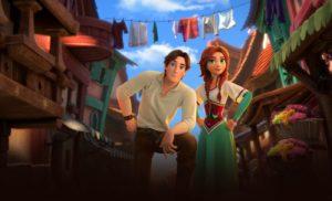 В китайському кінопрокаті вийде вперше буде презентовано український мультфільм