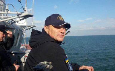 Адмірал та керівник ВМС України Воронченко звернувся до полонених українських моряків